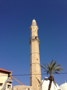 Ancient Mosque in Old Jaffa