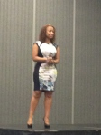 Teneshia Jackson-Warner rocks!