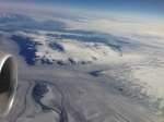 Giant glaciers across Greenland