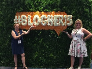 I was excited to finally meet Katrina Ann Willis at BlogHer'15