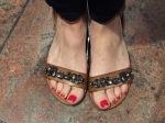 and elegant feet...