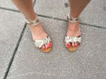 Elegant feet...