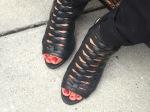 These may be Samara's feet, and...